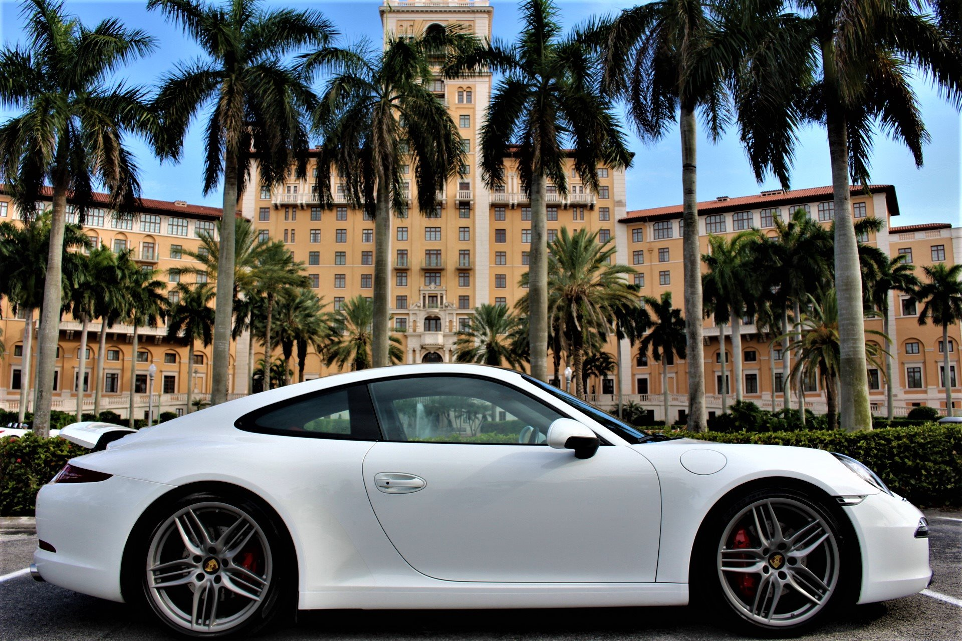 Used 2014 Porsche 911 Carrera S for sale Sold at The Gables Sports Cars in Miami FL 33146 2