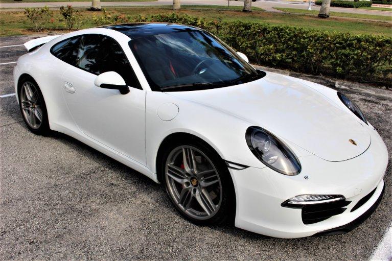Used 2014 Porsche 911 Carrera S for sale $68,850 at The Gables Sports Cars in Miami FL