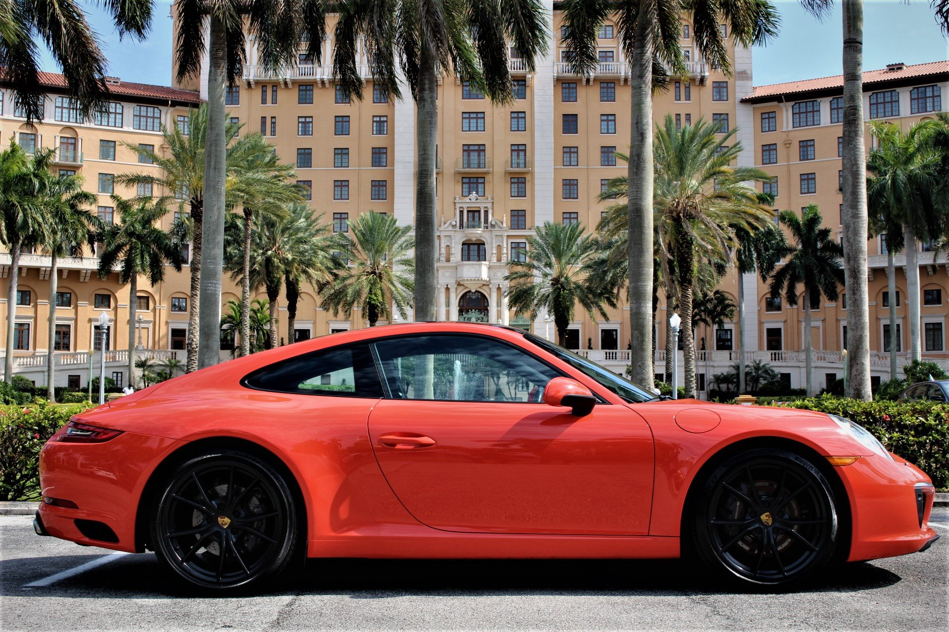 Used 2017 Porsche 911 Carrera for sale Sold at The Gables Sports Cars in Miami FL 33146 1