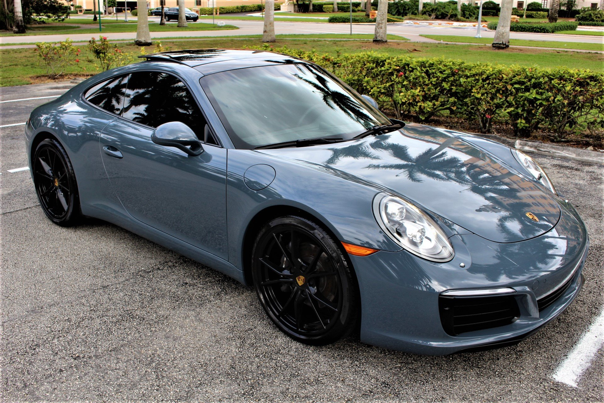 Used 2017 Porsche 911 Carrera for sale Sold at The Gables Sports Cars in Miami FL 33146 3