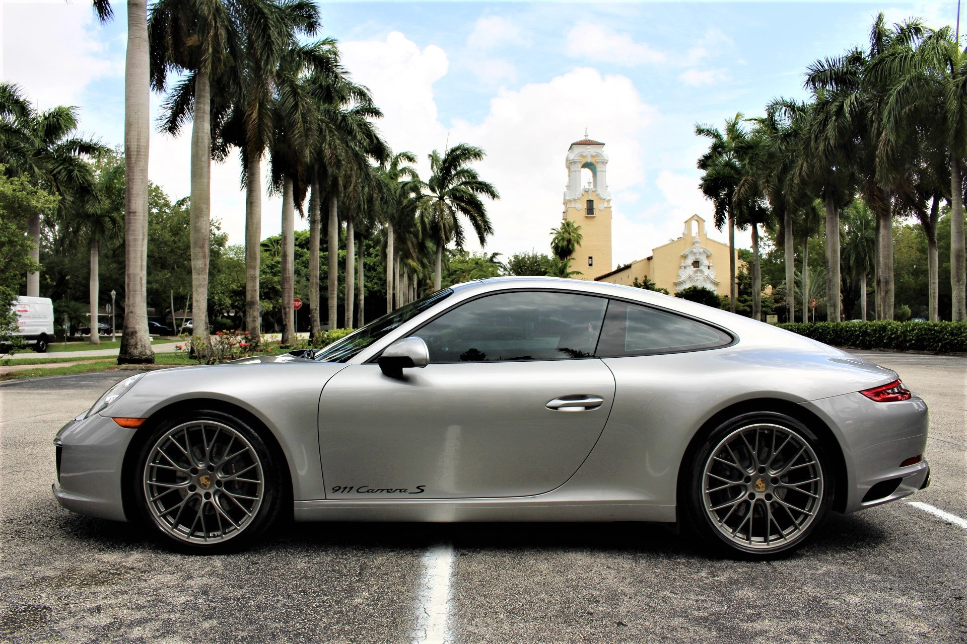 Used 2017 Porsche 911 Carrera for sale $69,850 at The Gables Sports Cars in Miami FL 33146 3