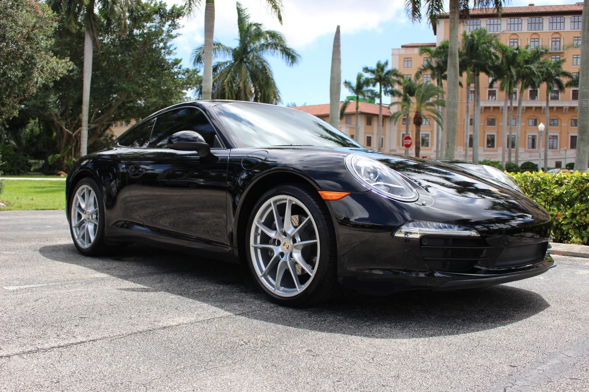 Used 2012 Porsche 911 Carrera for sale Sold at The Gables Sports Cars in Miami FL 33146 2