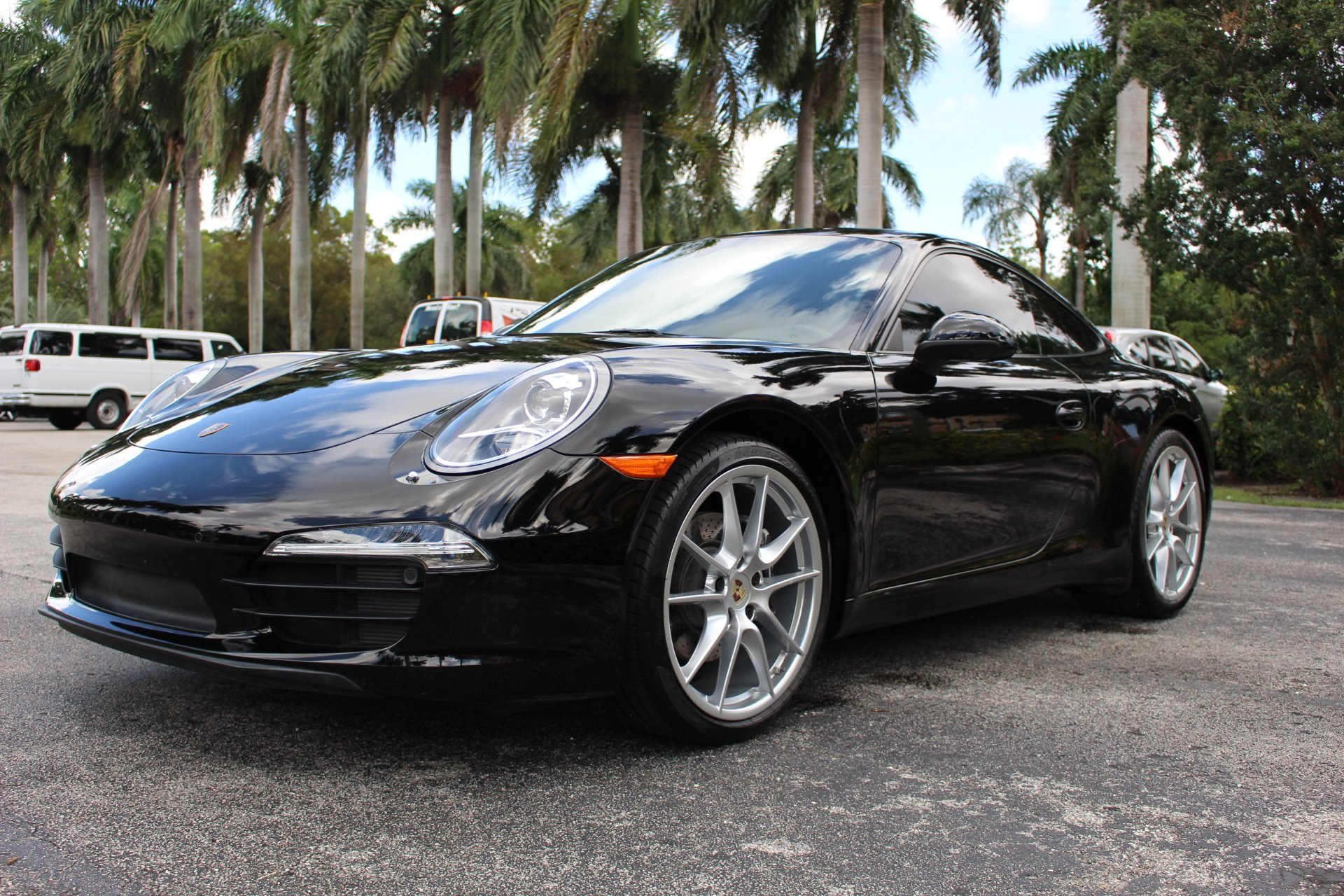 Used 2012 Porsche 911 Carrera for sale Sold at The Gables Sports Cars in Miami FL 33146 3