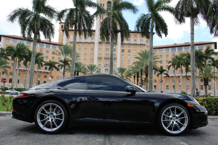 Used 2012 Porsche 911 Carrera for sale $48,850 at The Gables Sports Cars in Miami FL