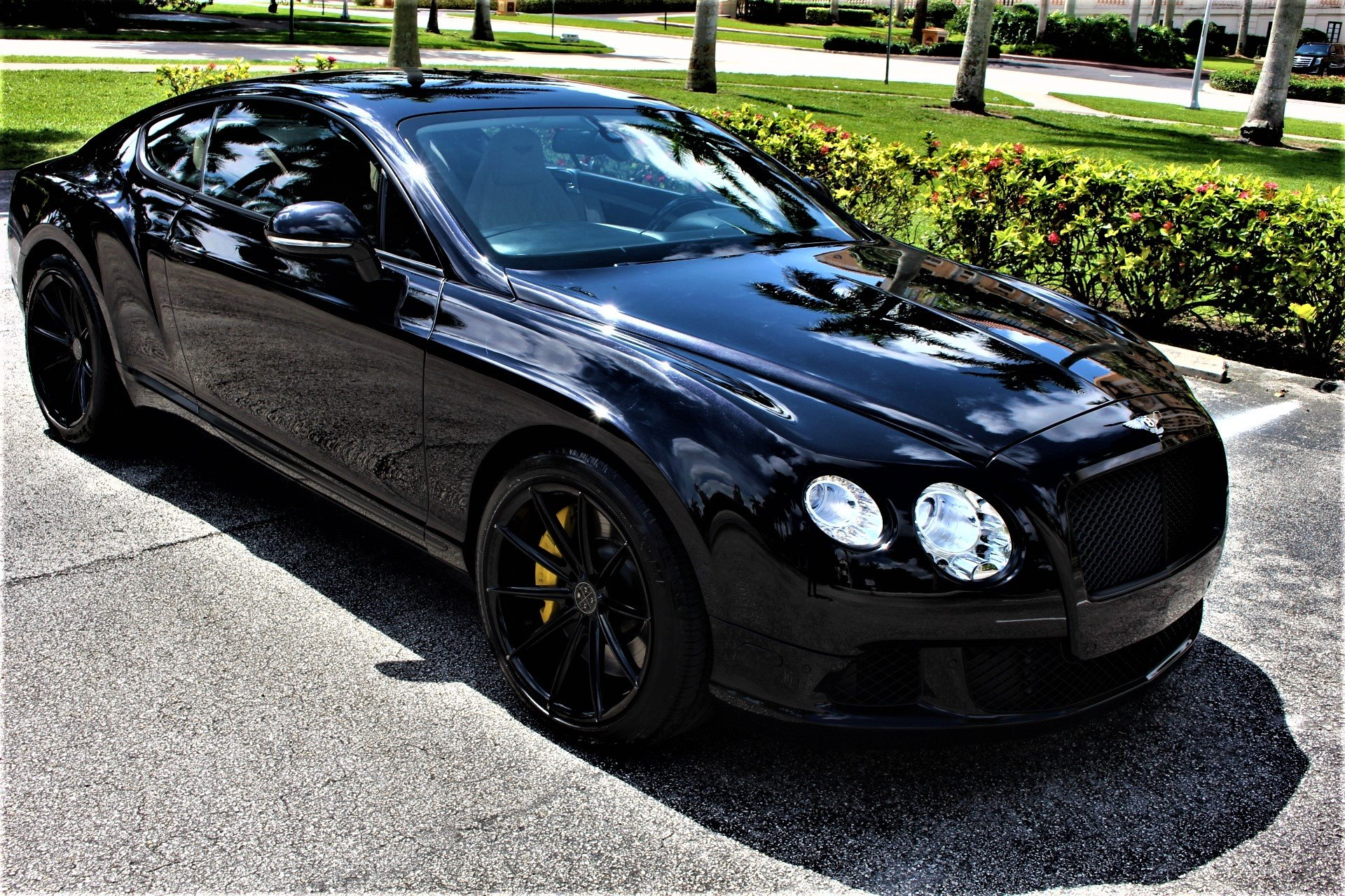 Used 2012 Bentley Continental GT for sale Call for price at The Gables Sports Cars in Miami FL 33146 3