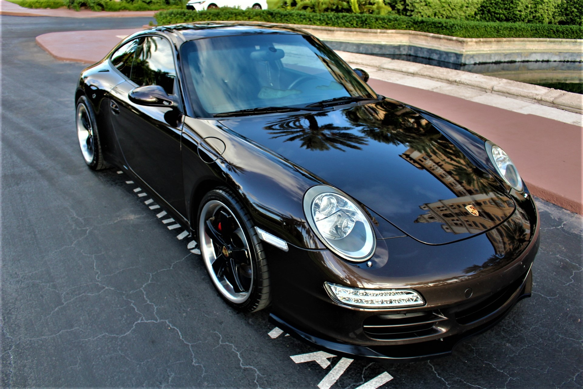 Used 2008 Porsche 911 Carrera S for sale Sold at The Gables Sports Cars in Miami FL 33146 4