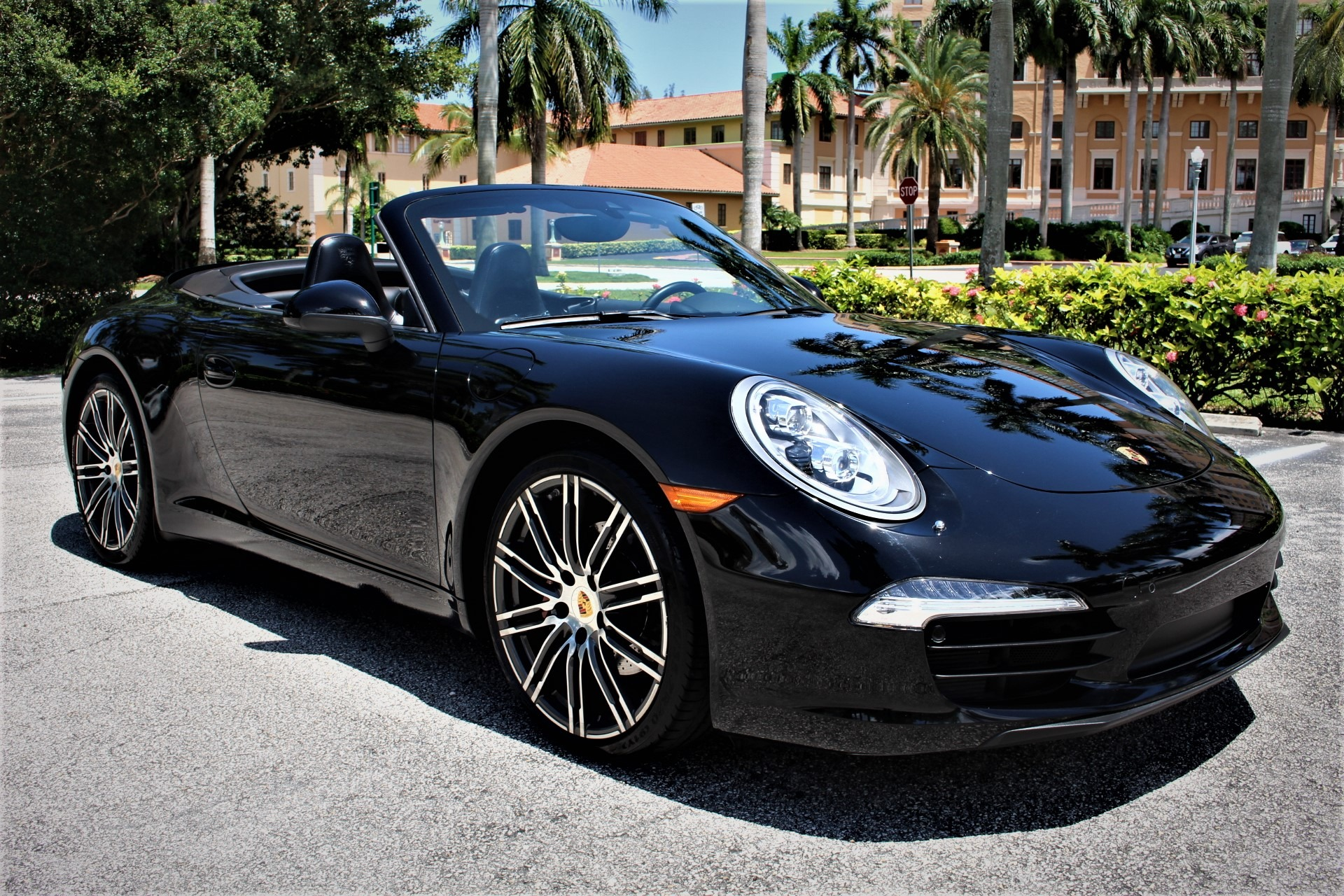 Used 2016 Porsche 911 Carrera Black Edition for sale Sold at The Gables Sports Cars in Miami FL 33146 2