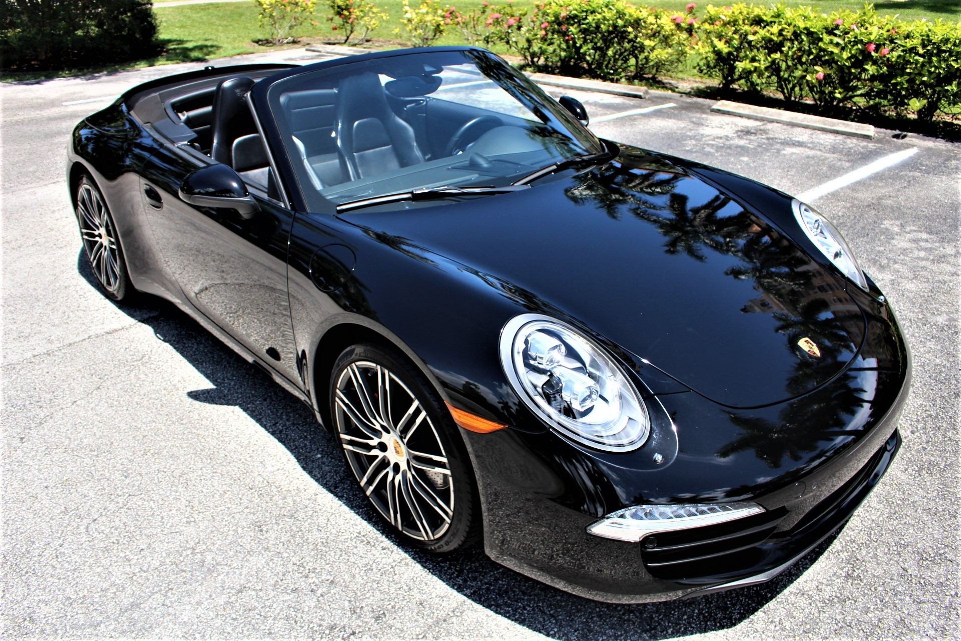 Used 2016 Porsche 911 Carrera Black Edition for sale Sold at The Gables Sports Cars in Miami FL 33146 4