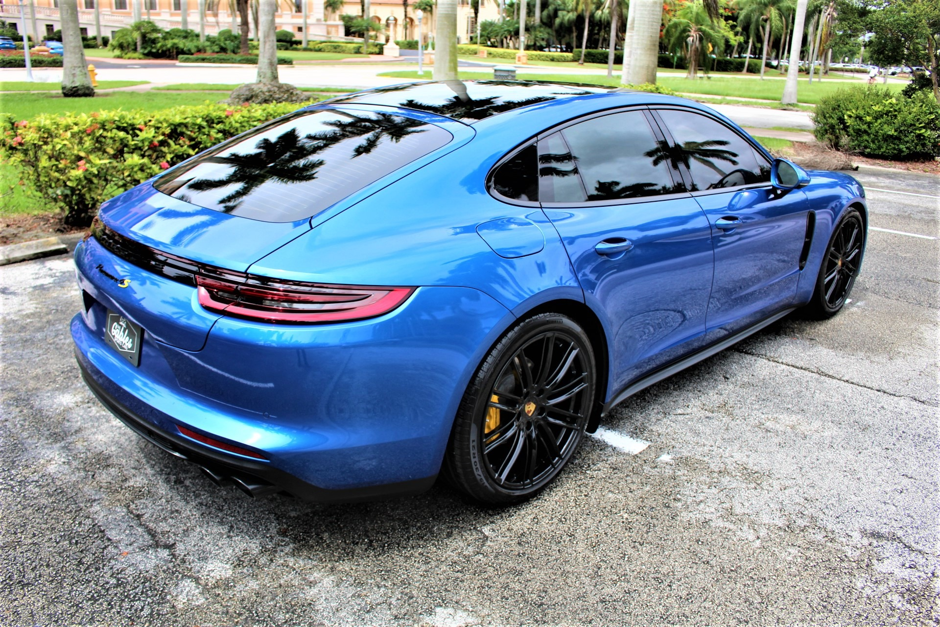 Used 2017 Porsche Panamera 4S for sale Sold at The Gables Sports Cars in Miami FL 33146 2