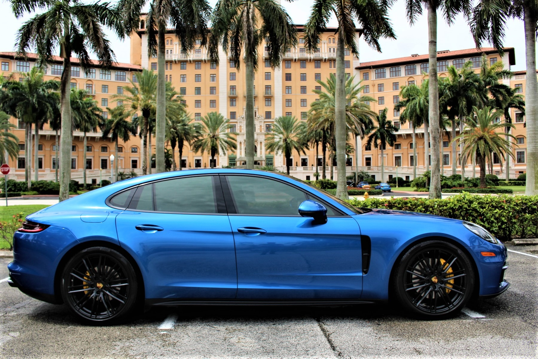 Used 2017 Porsche Panamera 4S for sale Sold at The Gables Sports Cars in Miami FL 33146 4
