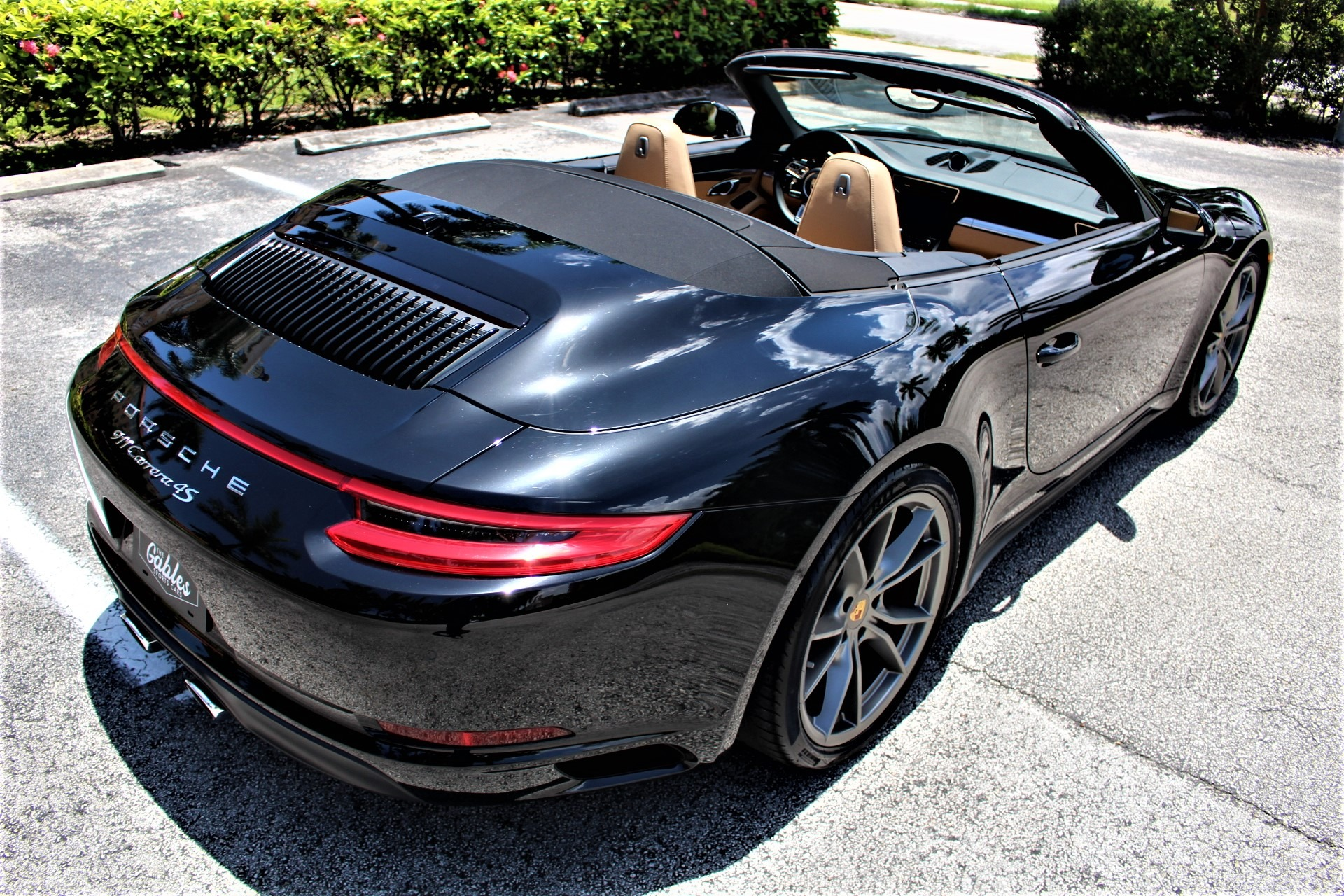 Used 2017 Porsche 911 Carrera 4S for sale Sold at The Gables Sports Cars in Miami FL 33146 3