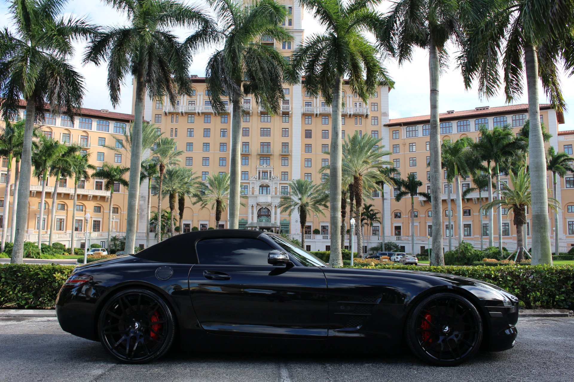 Used 2012 Mercedes-Benz SLS AMG for sale Sold at The Gables Sports Cars in Miami FL 33146 2