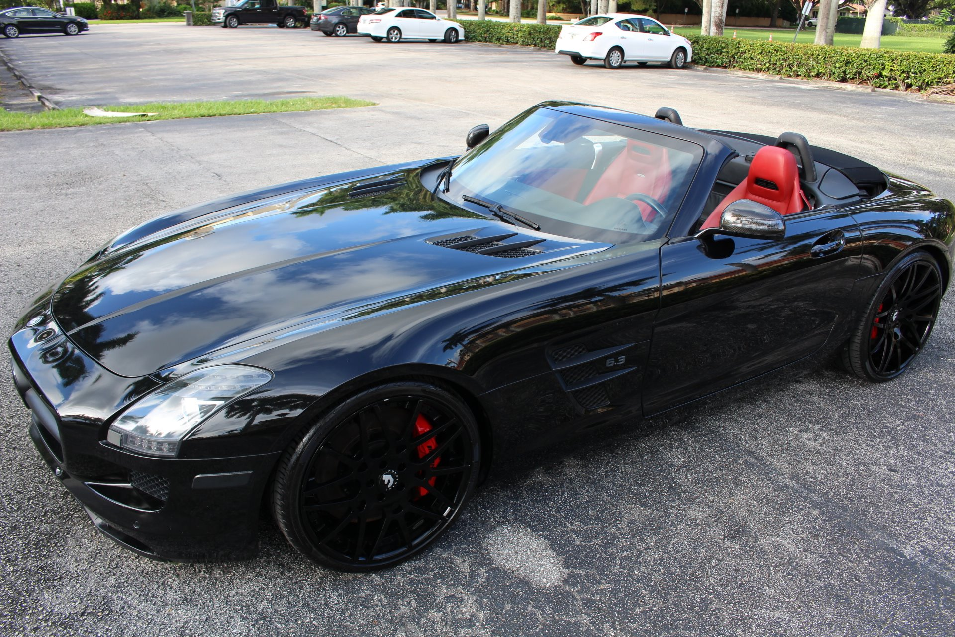 Mercedes Benz Sls Amg For Sale >> Used 2012 Mercedes Benz Sls Amg For Sale 95 850 The