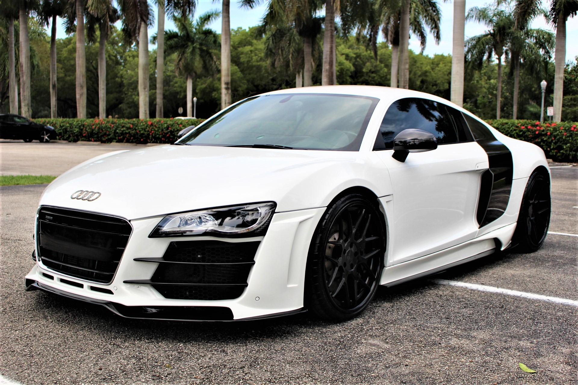 Used 2010 Audi R8 5.2 quattro for sale Sold at The Gables Sports Cars in Miami FL 33146 2