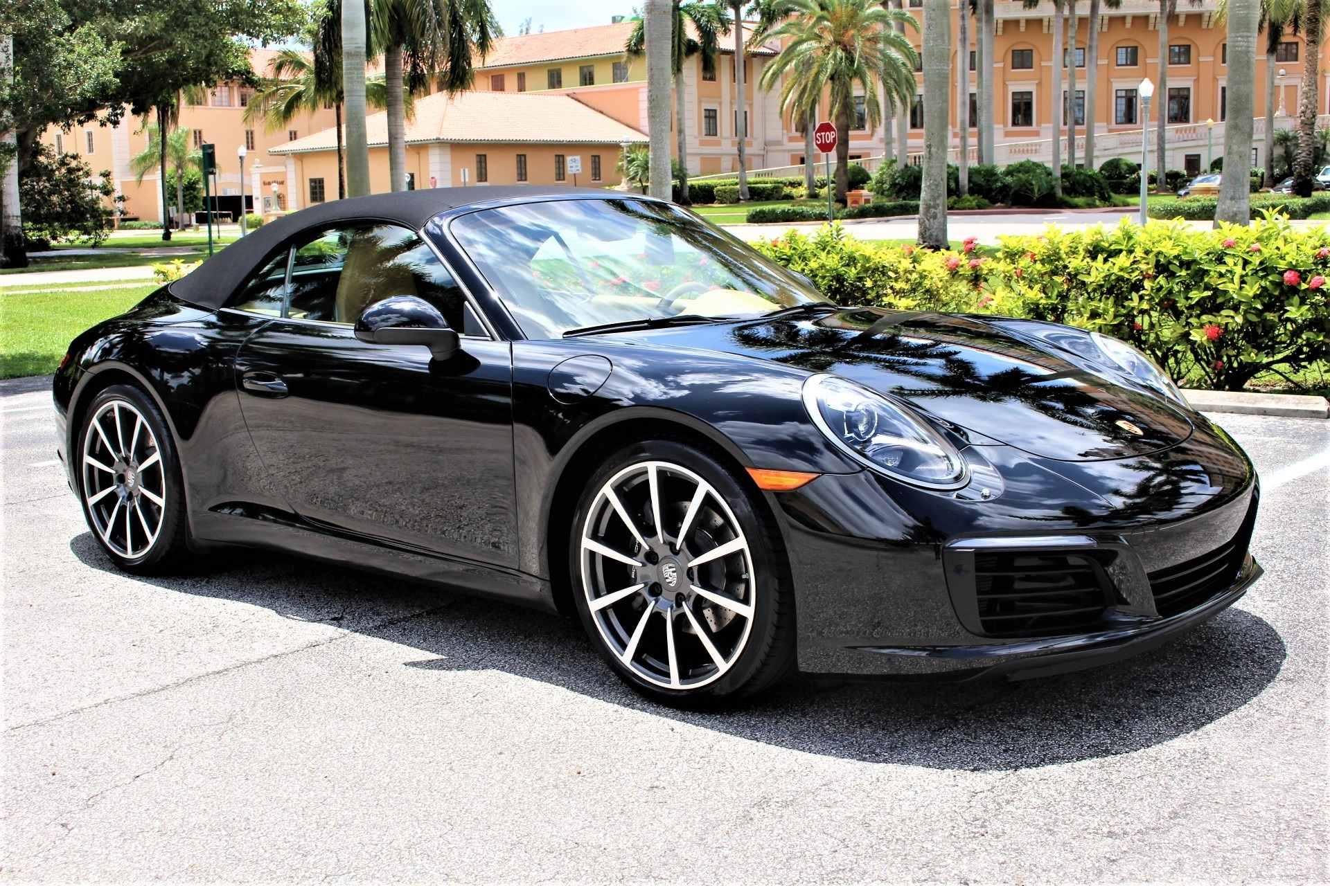Used 2017 Porsche 911 Carrera for sale Sold at The Gables Sports Cars in Miami FL 33146 4