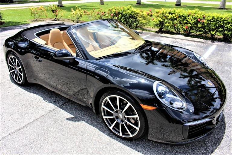 Used 2017 Porsche 911 Carrera for sale $79,850 at The Gables Sports Cars in Miami FL