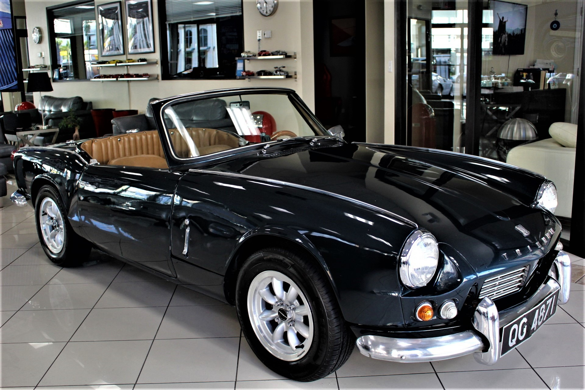Used 1967 Triumph Spitfire for sale Sold at The Gables Sports Cars in Miami FL 33146 2