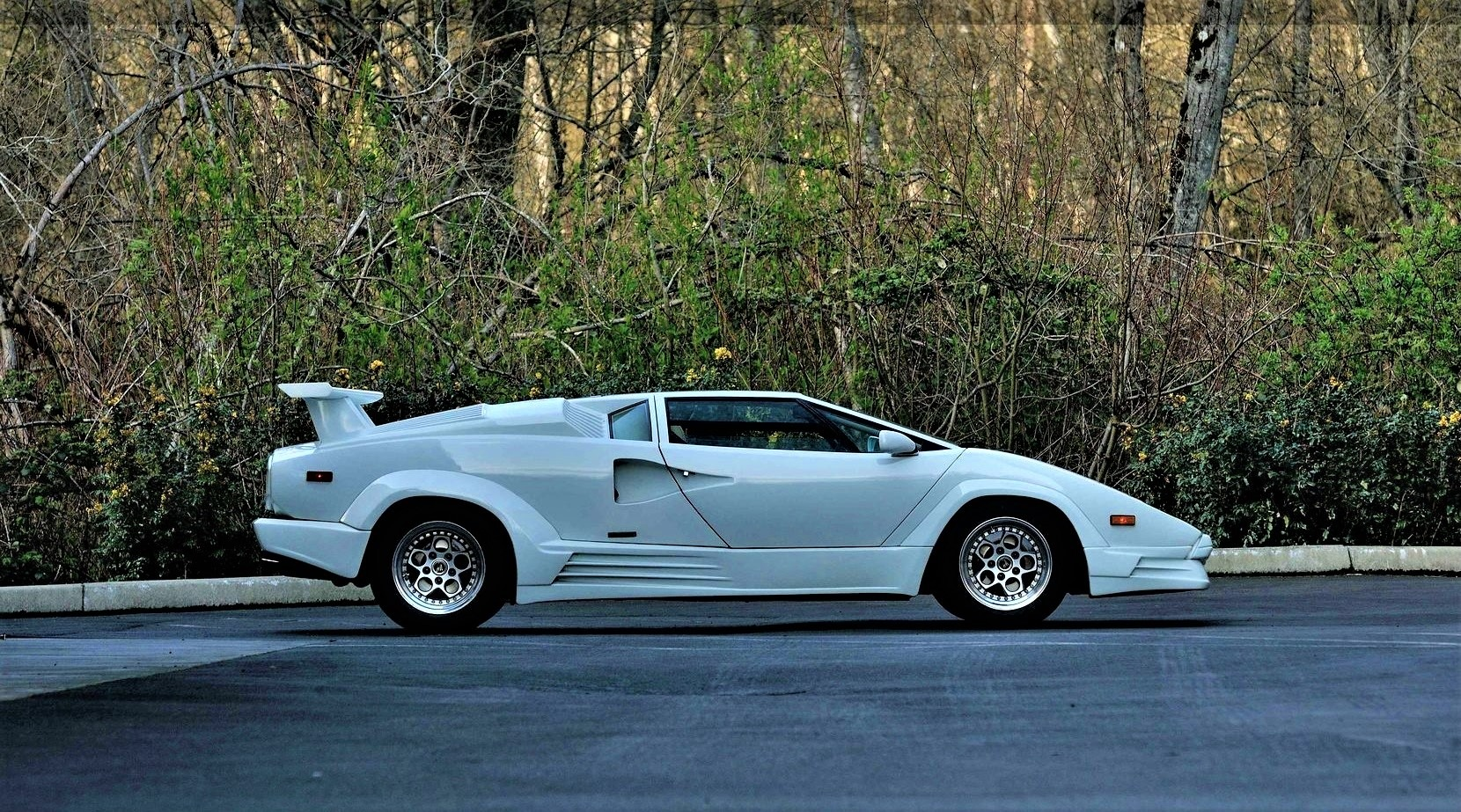 Used 1989 Lamborghini Countach LP112D for sale $295,850 at The Gables Sports Cars in Miami FL 33146 2