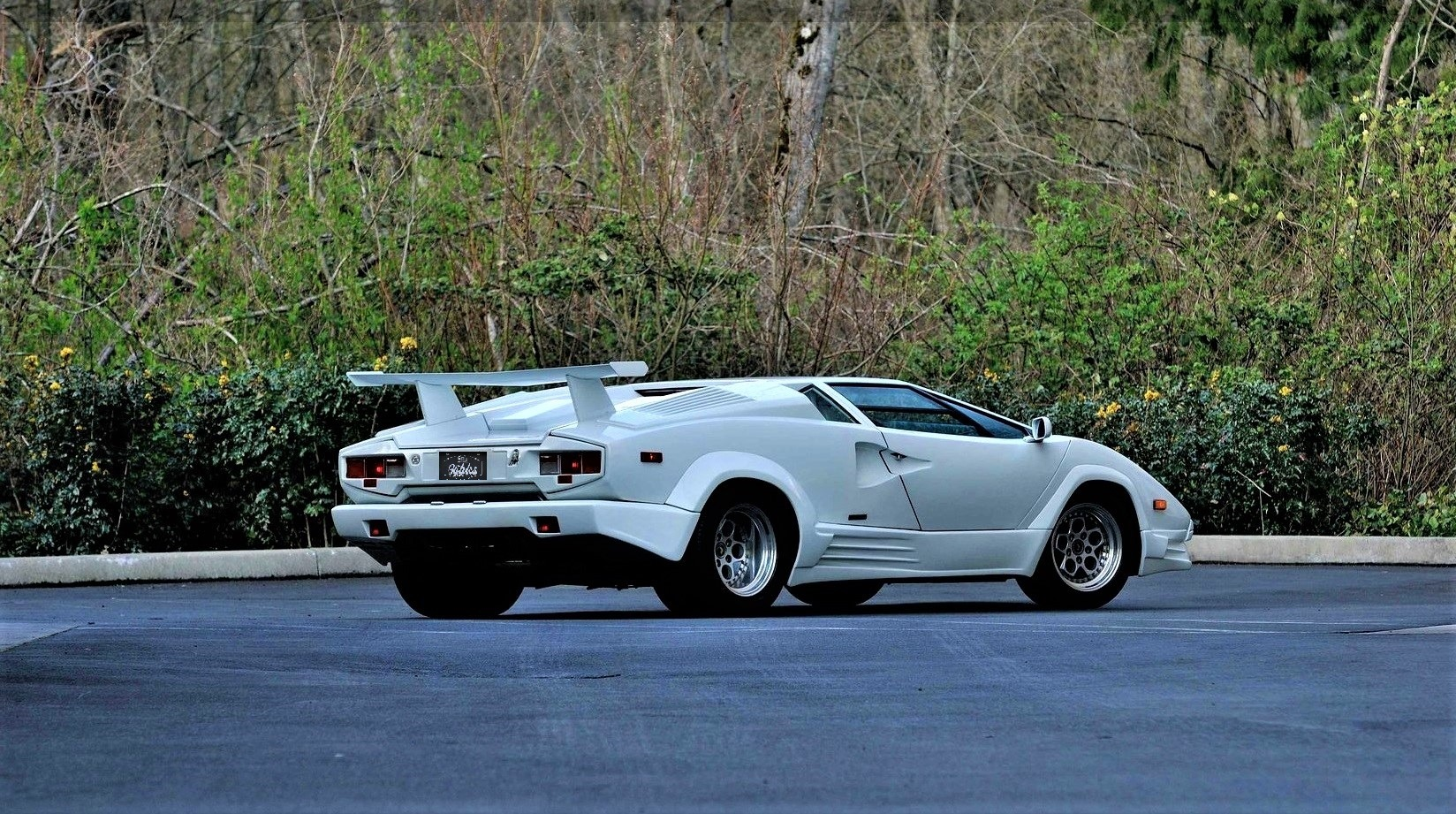 Used 1989 Lamborghini Countach LP112D for sale $295,850 at The Gables Sports Cars in Miami FL 33146 3