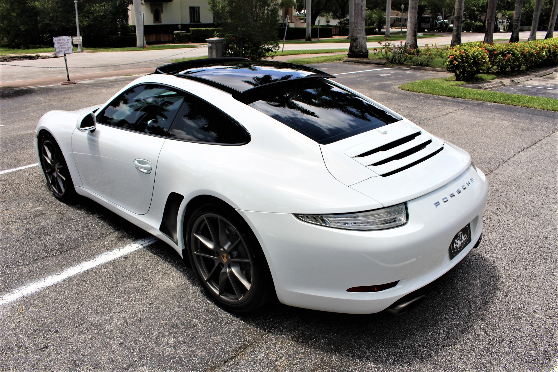 Used 2013 Porsche 911 Carrera for sale Sold at The Gables Sports Cars in Miami FL 33146 2
