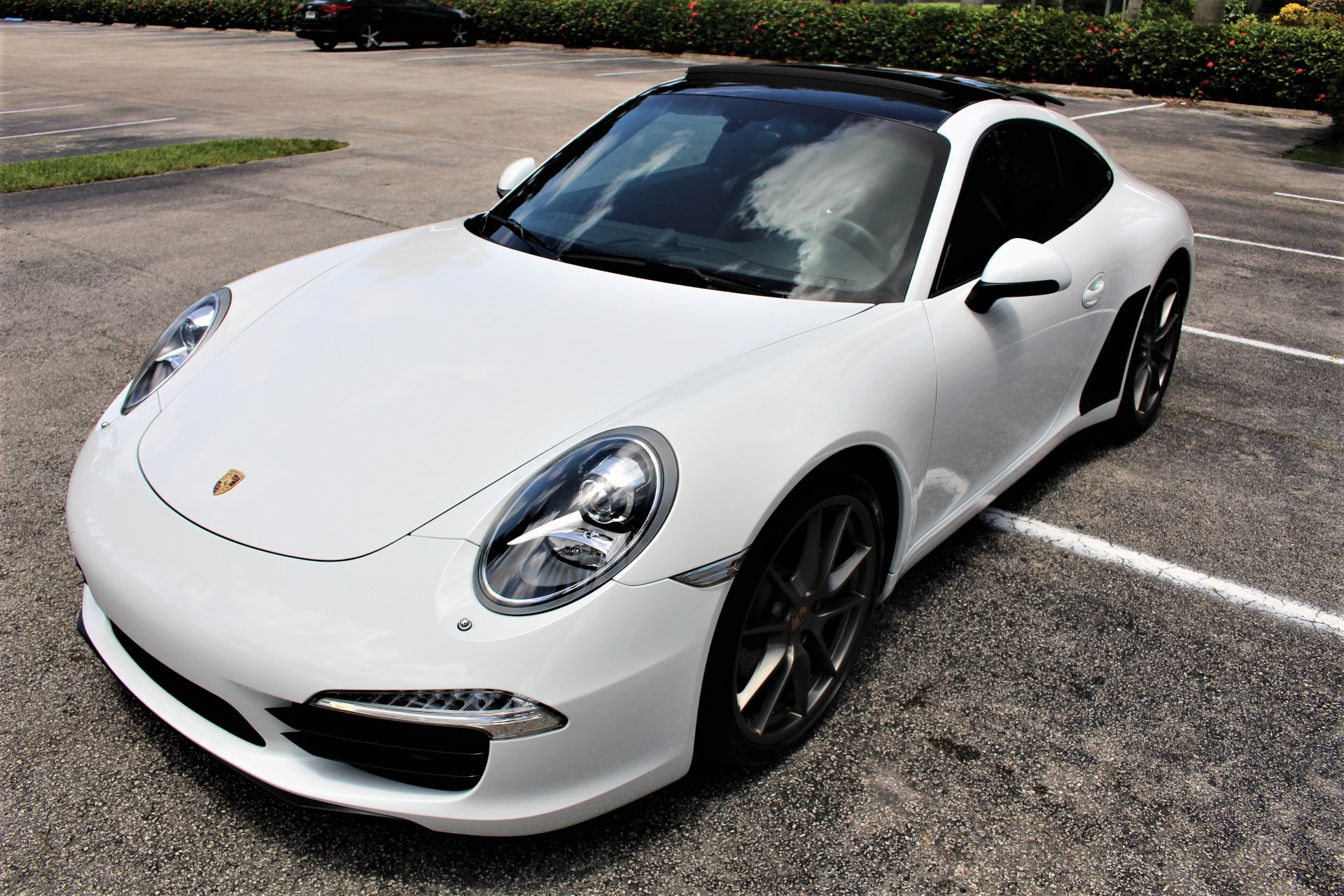 Used 2013 Porsche 911 Carrera for sale Sold at The Gables Sports Cars in Miami FL 33146 4