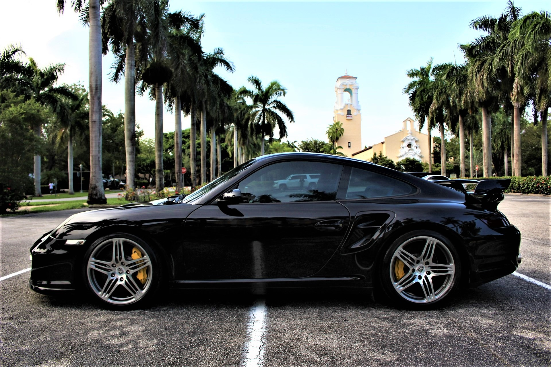 Used 2007 Porsche 911 Turbo for sale Sold at The Gables Sports Cars in Miami FL 33146 2
