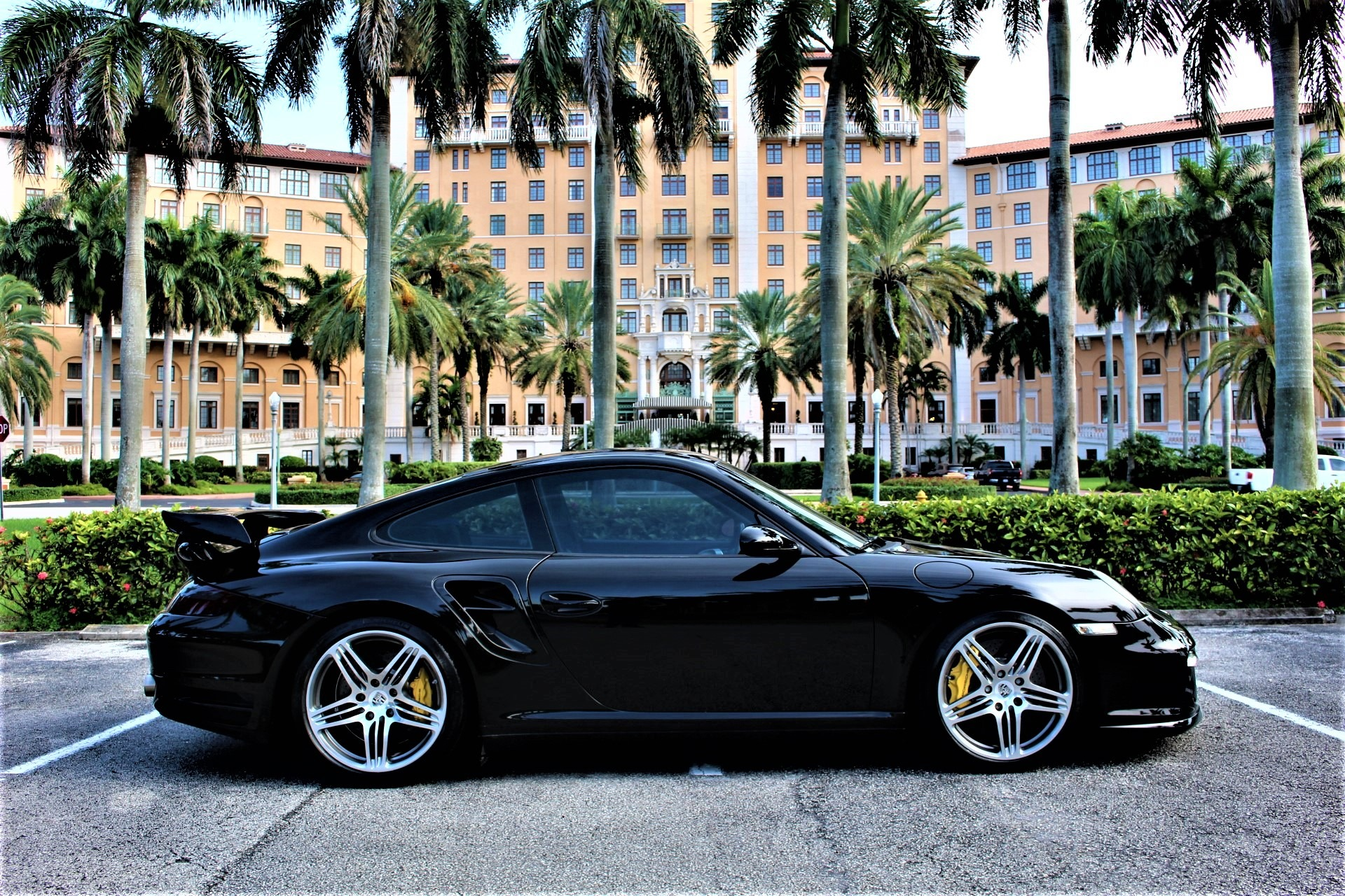 Used 2007 Porsche 911 Turbo for sale Sold at The Gables Sports Cars in Miami FL 33146 1