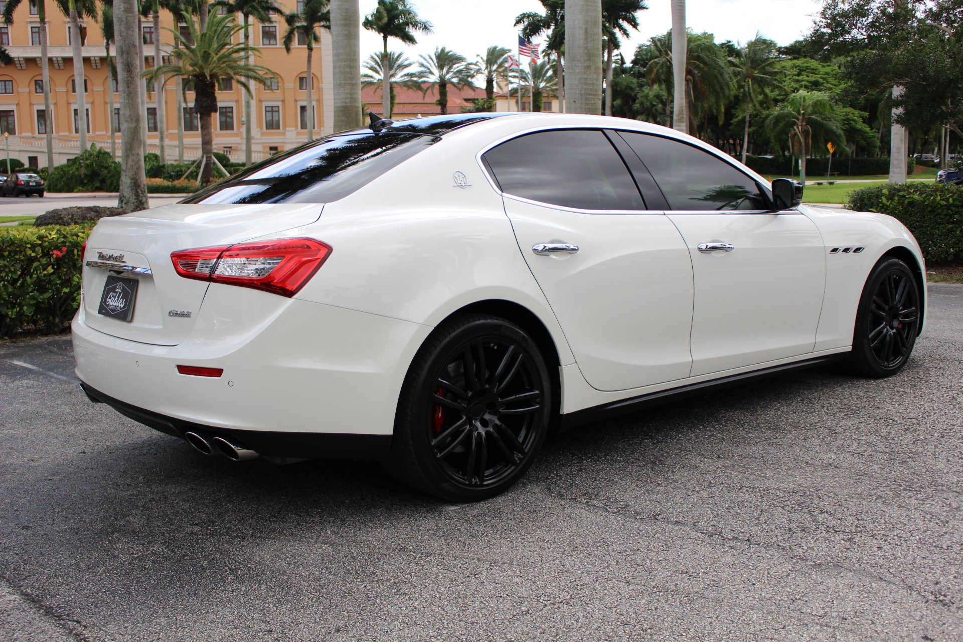 Used 2016 Maserati Ghibli S for sale Sold at The Gables Sports Cars in Miami FL 33146 3