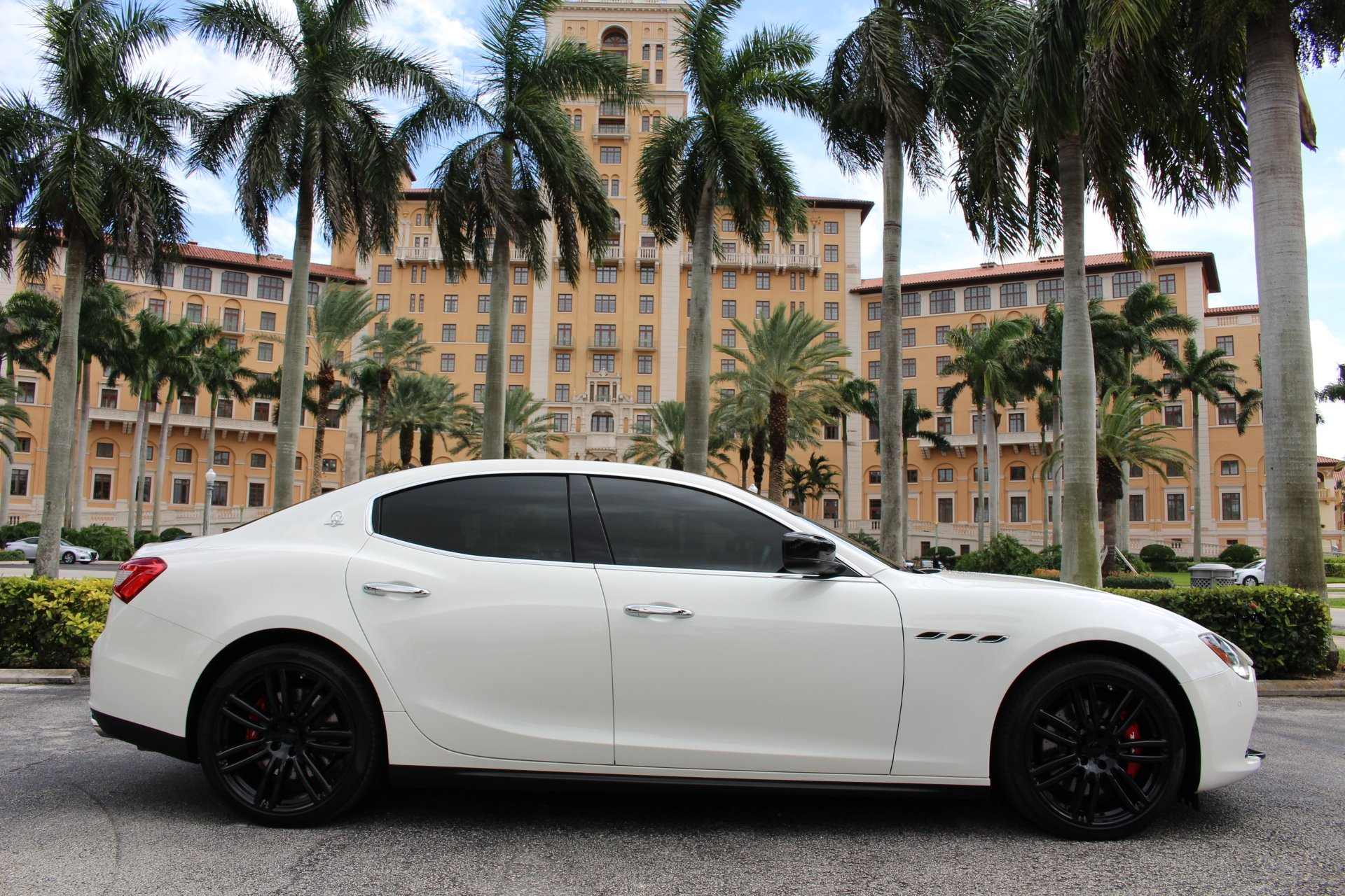 Used 2016 Maserati Ghibli S for sale Sold at The Gables Sports Cars in Miami FL 33146 1