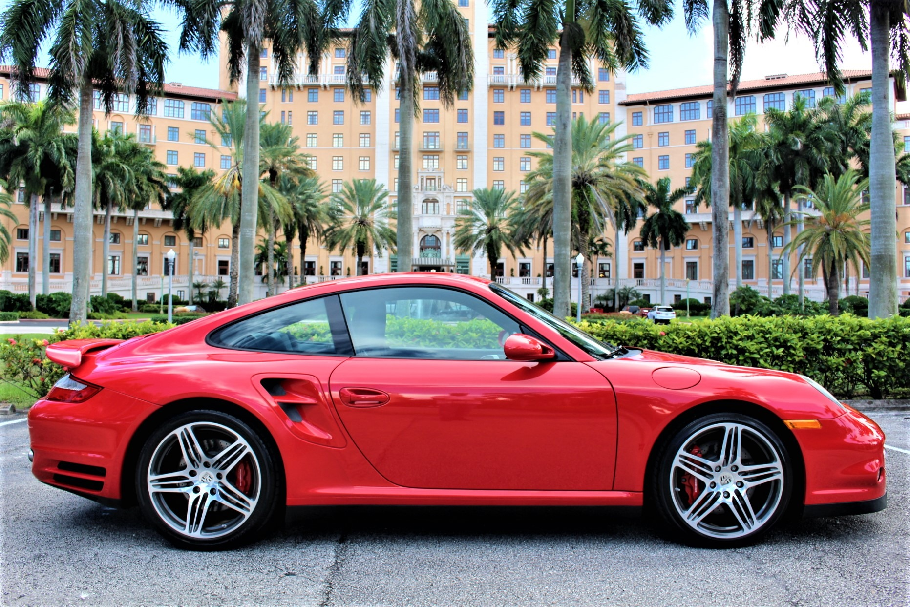 Used 2007 Porsche 911 Turbo for sale $85,850 at The Gables Sports Cars in Miami FL 33146 1