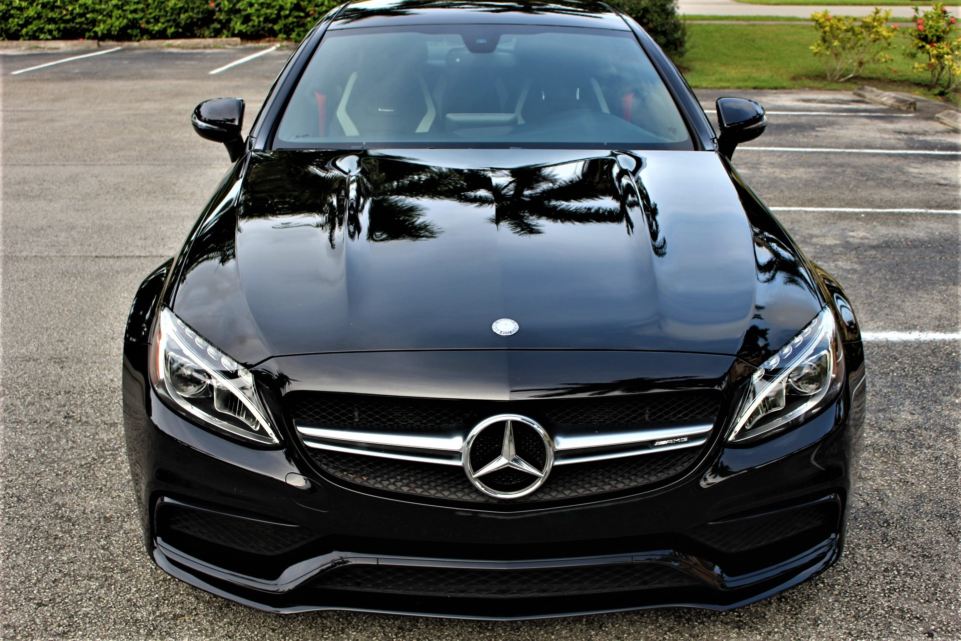 Used 2017 Mercedes-Benz C-Class AMG C 63 S for sale Sold at The Gables Sports Cars in Miami FL 33146 4