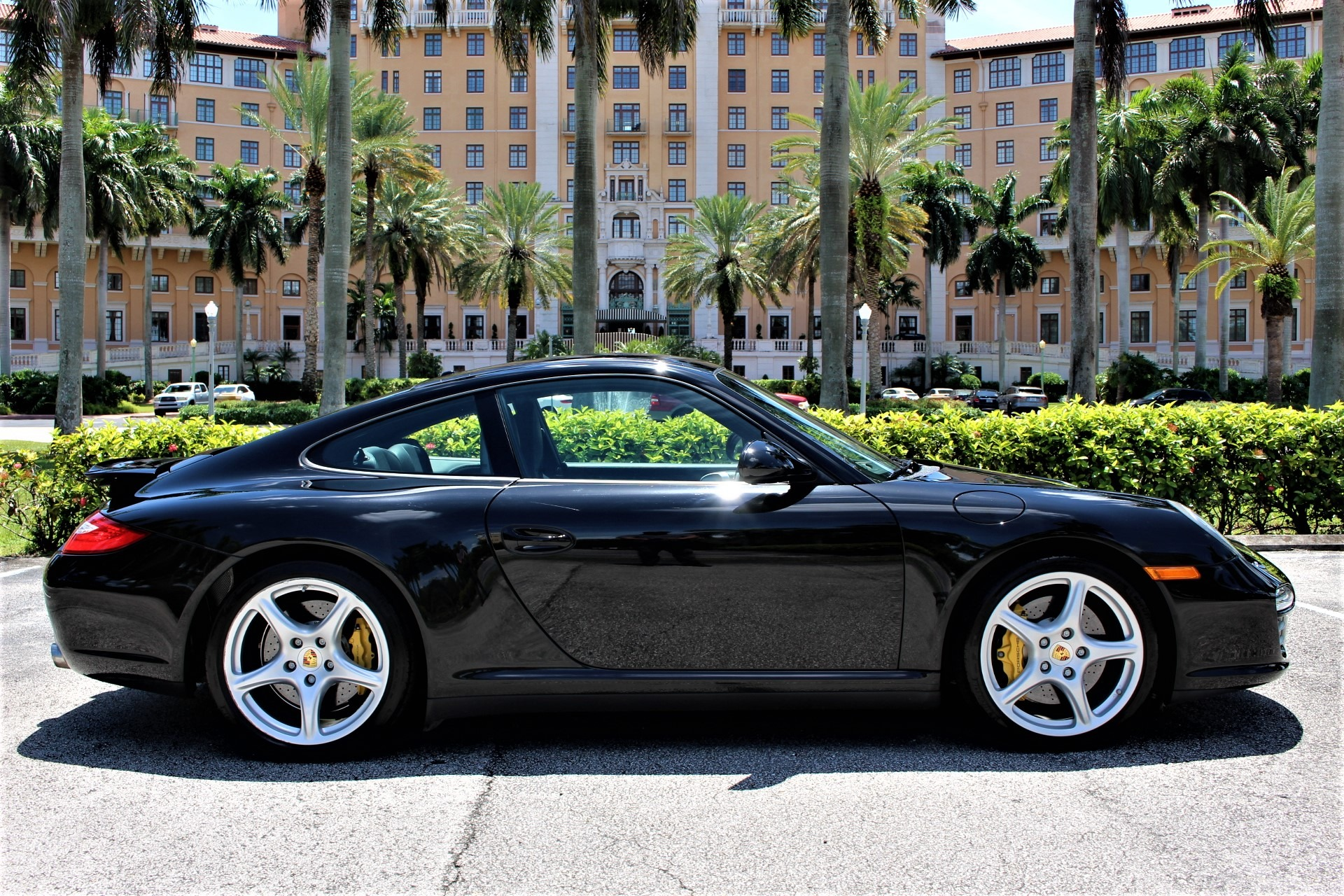 Used 2009 Porsche 911 Carrera 4S for sale Sold at The Gables Sports Cars in Miami FL 33146 3