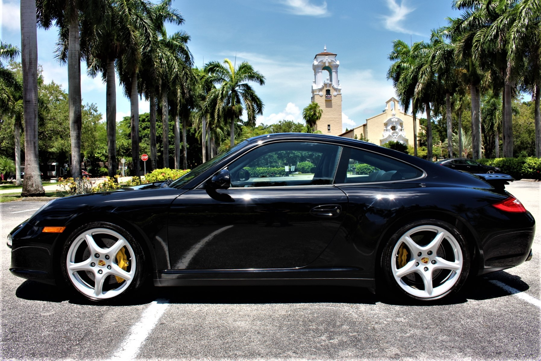 Used 2009 Porsche 911 Carrera 4S for sale Sold at The Gables Sports Cars in Miami FL 33146 4