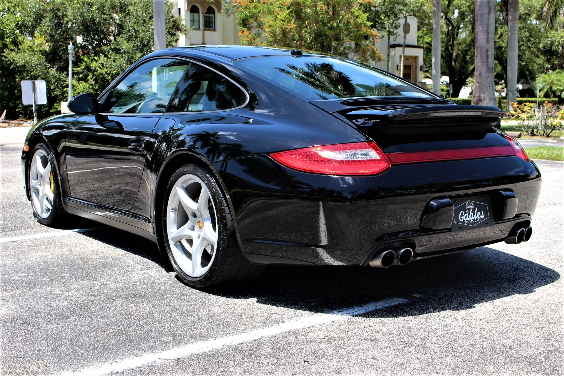 Used 2009 Porsche 911 Carrera 4S for sale Sold at The Gables Sports Cars in Miami FL 33146 1