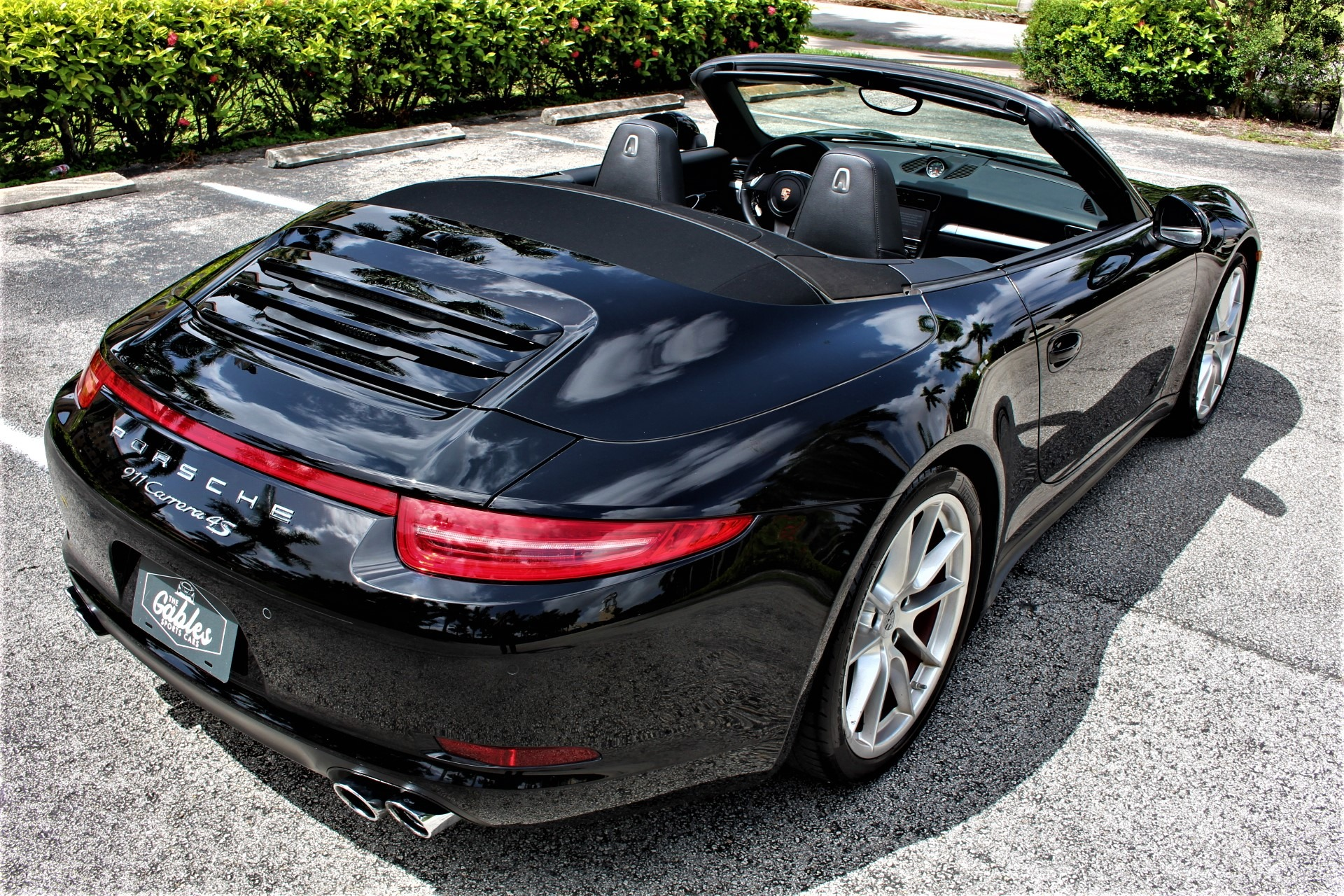 Used 2013 Porsche 911 Carrera 4S for sale Sold at The Gables Sports Cars in Miami FL 33146 1