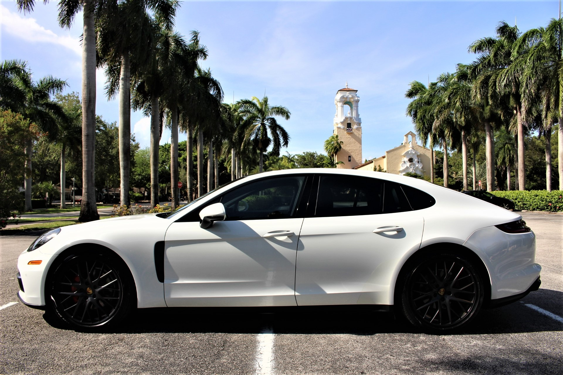 Used 2017 Porsche Panamera for sale $68,250 at The Gables Sports Cars in Miami FL 33146 2
