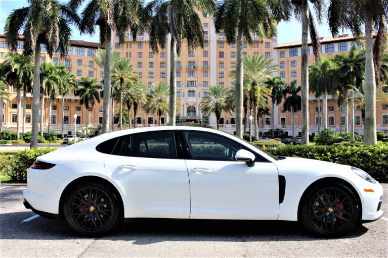 Used 2017 Porsche Panamera for sale $68,250 at The Gables Sports Cars in Miami FL