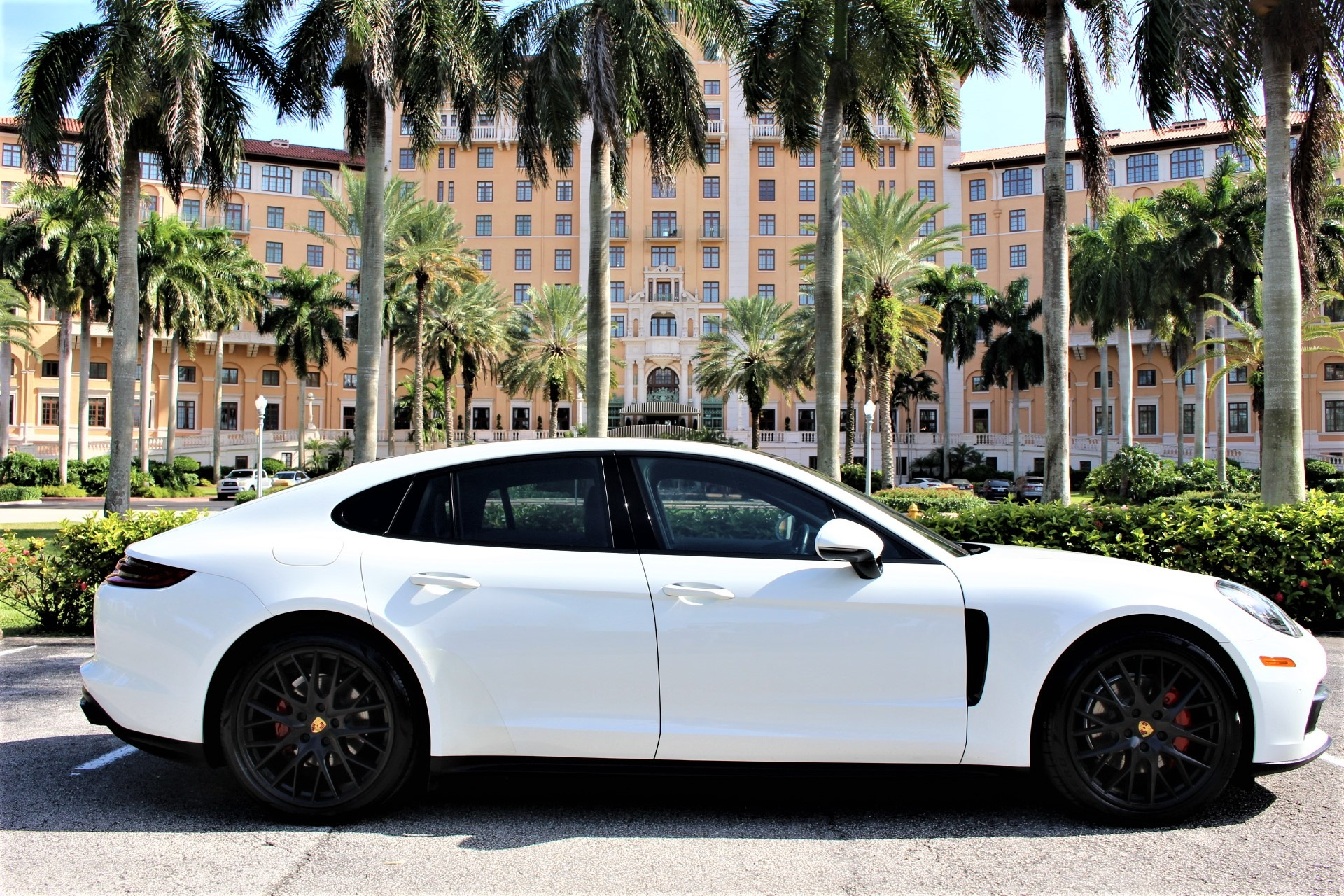 Used 2017 Porsche Panamera for sale $68,250 at The Gables Sports Cars in Miami FL 33146 1