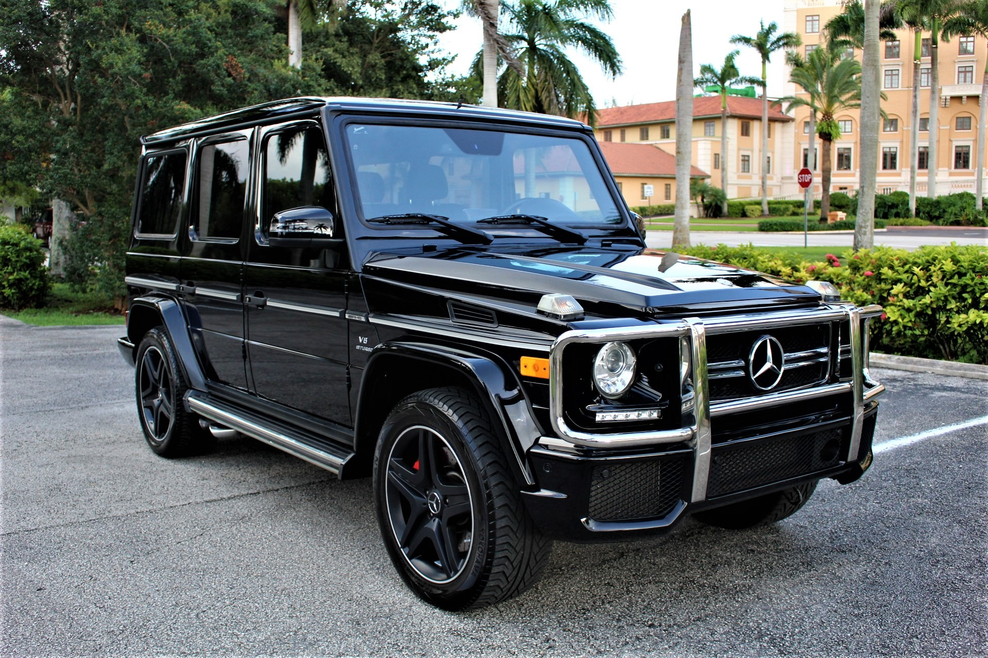 Used 2013 Mercedes-Benz G-Class G 63 AMG for sale Sold at The Gables Sports Cars in Miami FL 33146 4