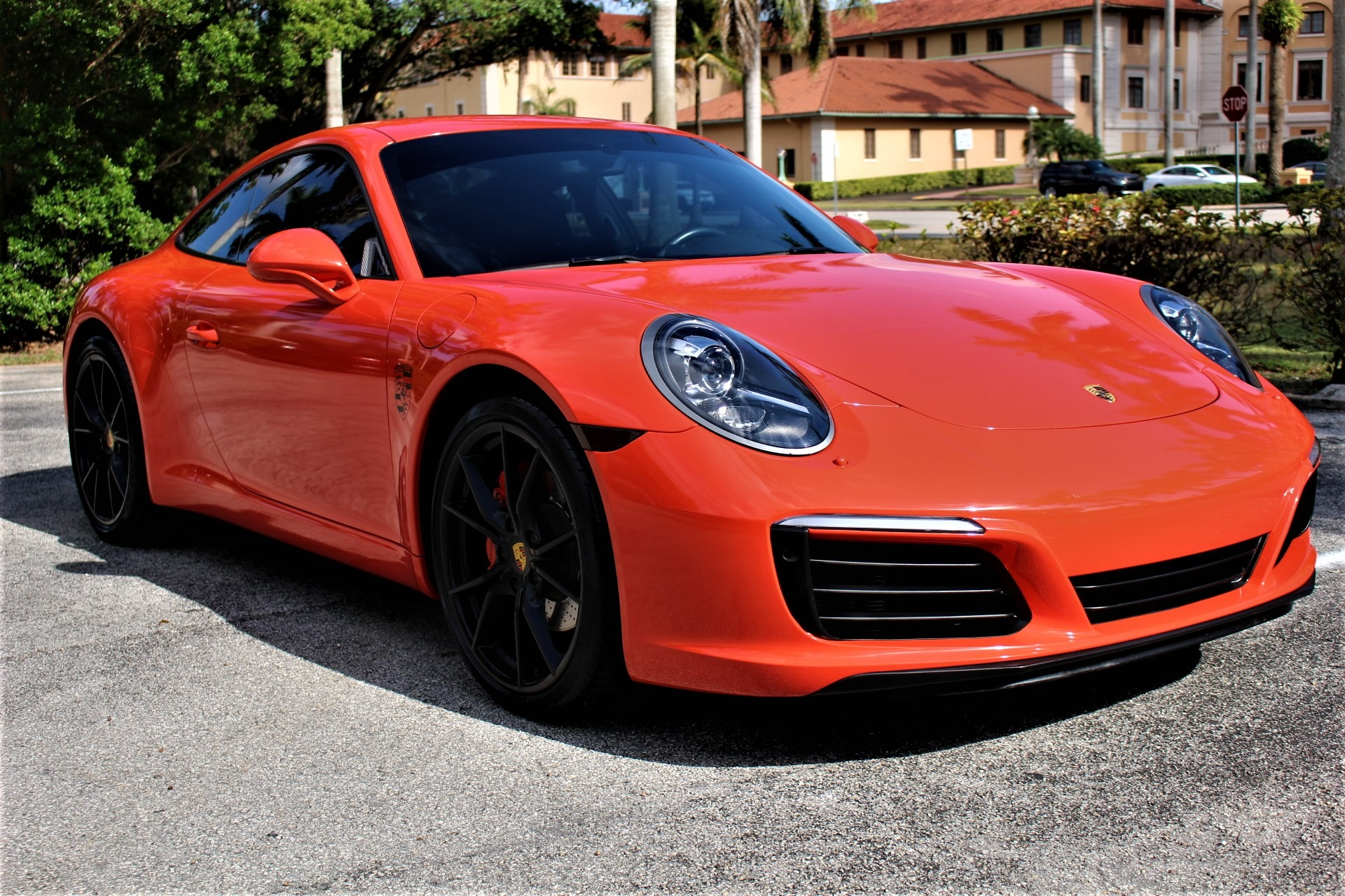 Used 2017 Porsche 911 Carrera for sale $78,850 at The Gables Sports Cars in Miami FL 33146 4